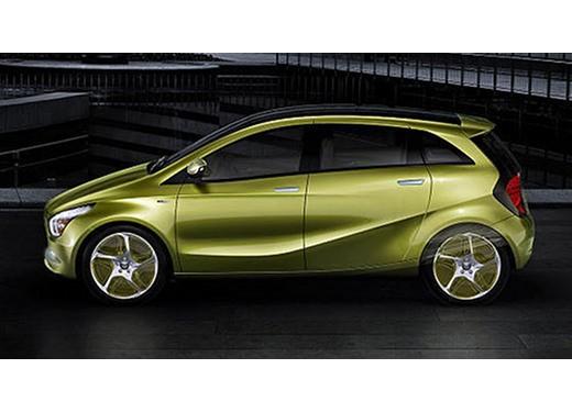 Mercedes BlueZero Concept - Foto 6 di 6
