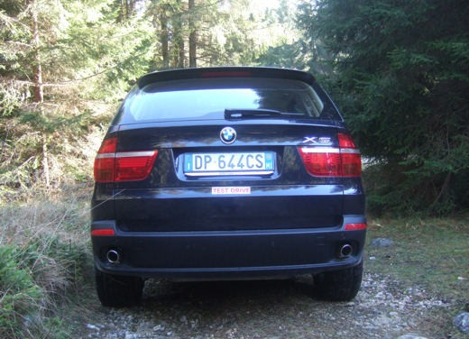 BMW X5 3.0d – Long Test Drive - Foto 10 di 18