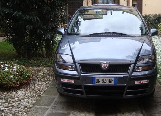 Fiat Ulysse 2.2 Multijet DPF – Long Test Drive