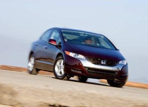 Honda novità 2009