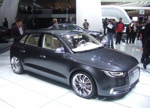 Audi novità 2009 - Foto 8 di 10