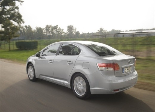 Nuova Toyota Avensis – Test Drive - Foto 59 di 71