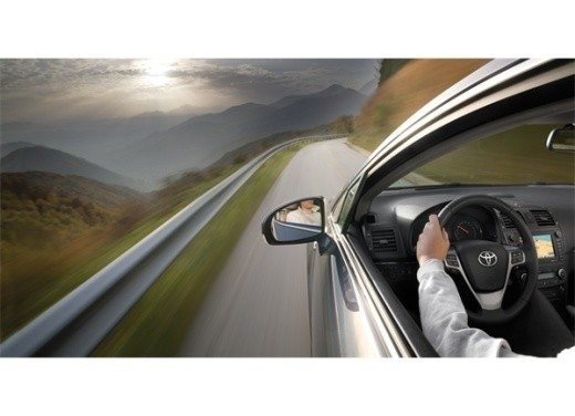 Nuova Toyota Avensis – Test Drive - Foto 61 di 71