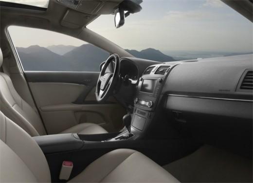 Nuova Toyota Avensis – Test Drive - Foto 62 di 71