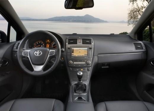 Nuova Toyota Avensis – Test Drive - Foto 65 di 71