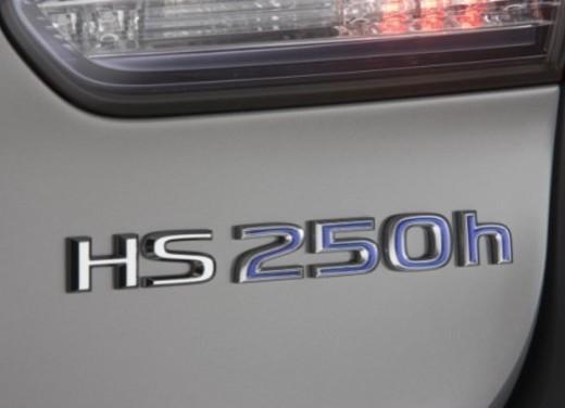 Lexus HS250h - Foto 18 di 21