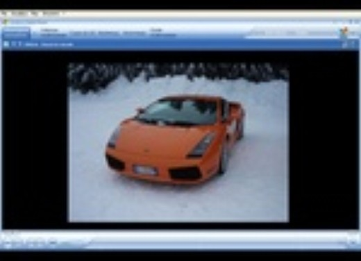 Lamborghini Gallardo M.Y. 07 – Test Drive Video - Foto 1 di 26