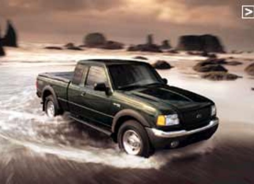 Ford Ranger Pick Up – Test Drive - Foto 3 di 18