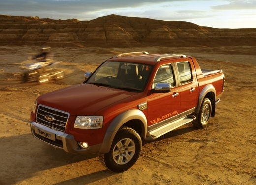 Ford Ranger Pick Up – Test Drive - Foto 11 di 18