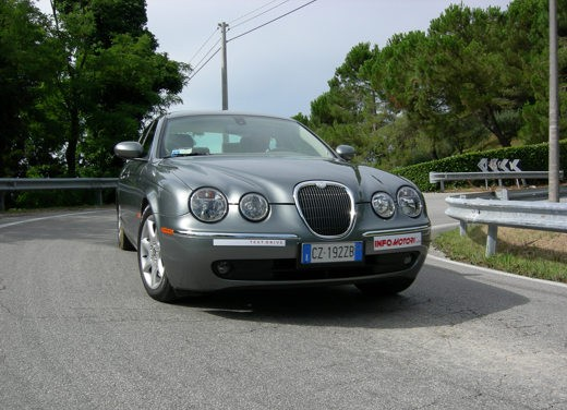 Jaguar S-Type 2.7D V6 – Long Test