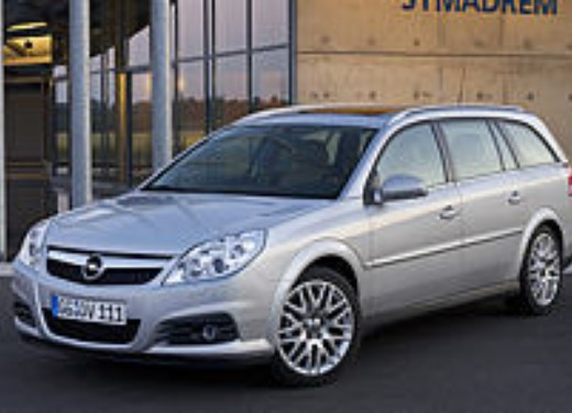 Opel Vectra restyling