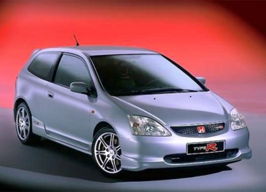 honda - civic Type R