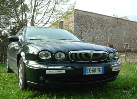 Jaguar X-Type 2.0 D: Test Drive