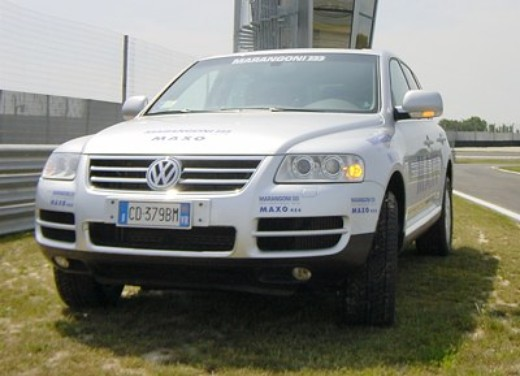 Ambiente e sicurezza: pneumatici Marangoni