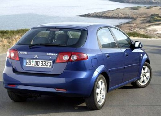Chevrolet – Daewoo Lacetti: Test Drive