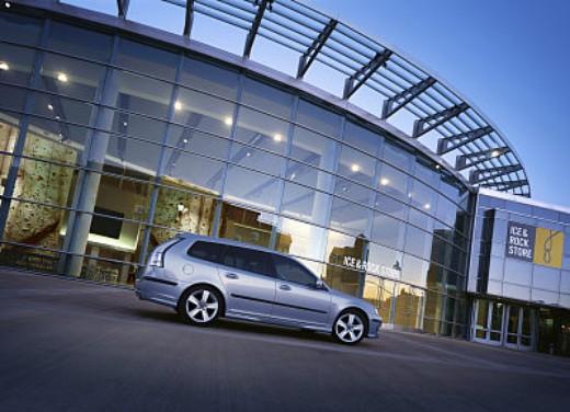 Saab 9-3 SW Sporthatch: Test Drive - Foto 3 di 20