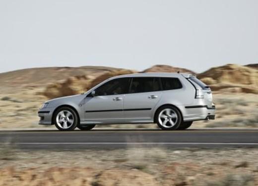 Saab 9-3 SW Sporthatch: Test Drive - Foto 17 di 20