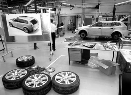 Saab 9-3 SW Sporthatch: Test Drive - Foto 8 di 20