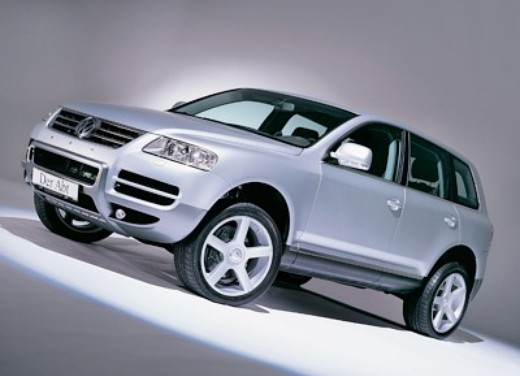 Volkswagen Touareg by Abt - Foto 1 di 5