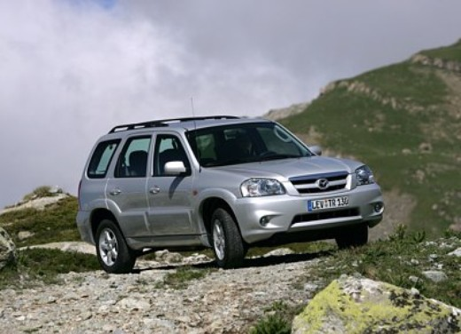 Mazda Tribute MY 05