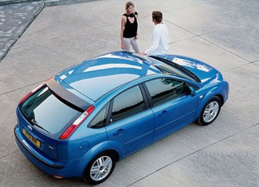 Ford nuova Focus: Test Drive a Siena per provare la vendutissima Focus - Foto 3 di 8