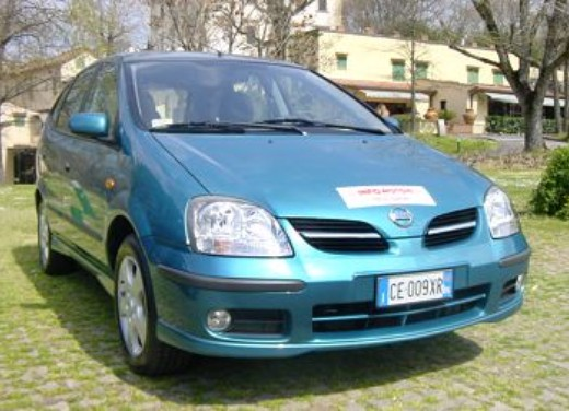 2003 nissan almera tino 2 2 dci related infomation specifications weili automotive network. Black Bedroom Furniture Sets. Home Design Ideas