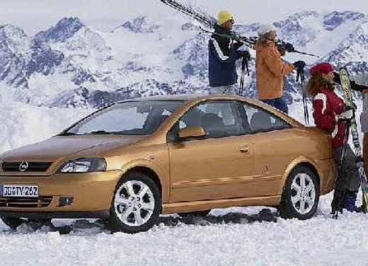 opel – astra coupe