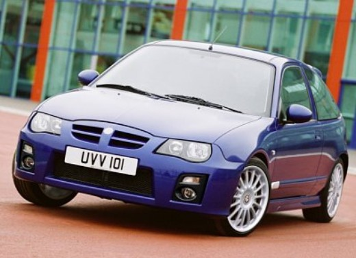 MG new ZR - Foto 1 di 4