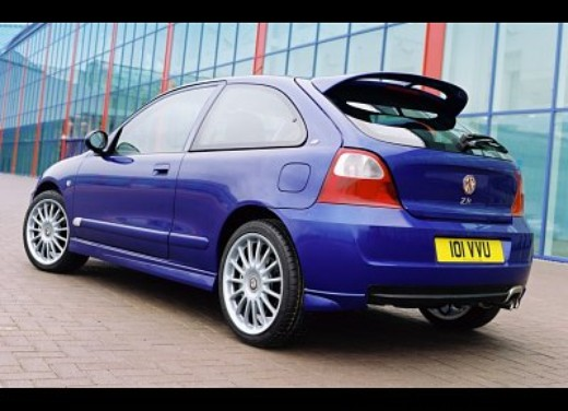 MG new ZR - Foto 2 di 4