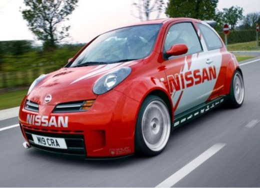 "Nissan Micra ""R"""