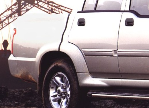 Ssangyong Musso Sports TD - Foto 3 di 3