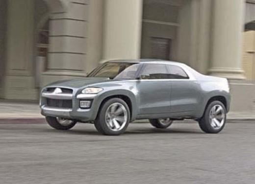 Mitsubishi Sport Truck Concept - Foto 1 di 5