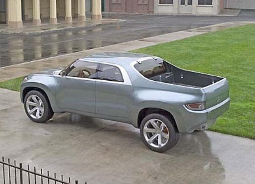 Mitsubishi Sport Truck Concept - Foto 4 di 5