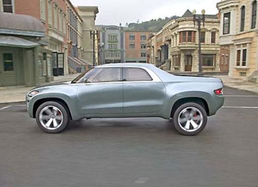 Mitsubishi Sport Truck Concept - Foto 5 di 5