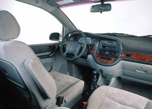 Daewoo Tacuma 1600: Test Drive - Foto 2 di 5