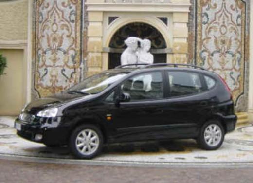 Daewoo Tacuma 1600: Test Drive - Foto 4 di 5