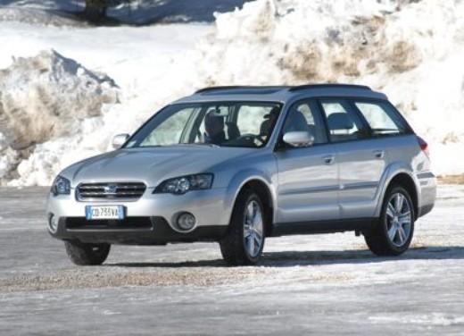 Subaru Outback 3.0: Test Drive - Foto 4 di 8