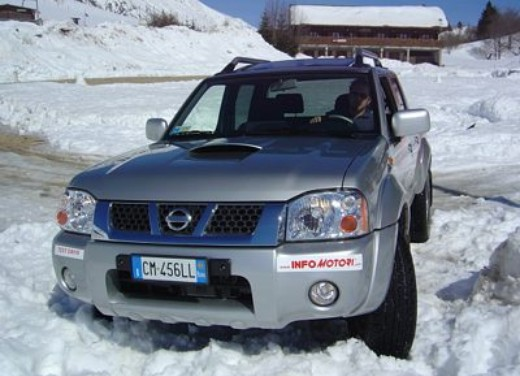 Nissan Pick Up TD: Test Drive - Foto 1 di 8