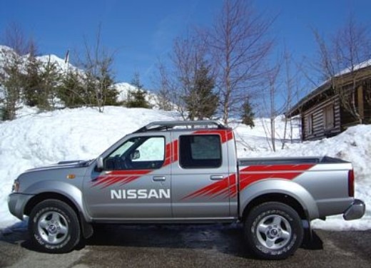 Nissan Pick Up TD: Test Drive