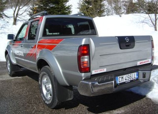 Nissan Pick Up TD: Test Drive - Foto 3 di 8
