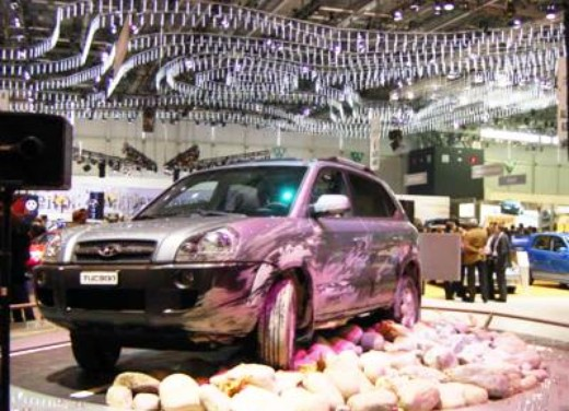 Hyundai a Ginevra 2004 - Foto 1 di 3