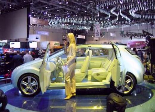 Hyundai a Ginevra 2004 - Foto 3 di 3