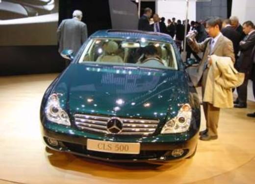 Mercedes a Ginevra 2004 - Foto 2 di 6