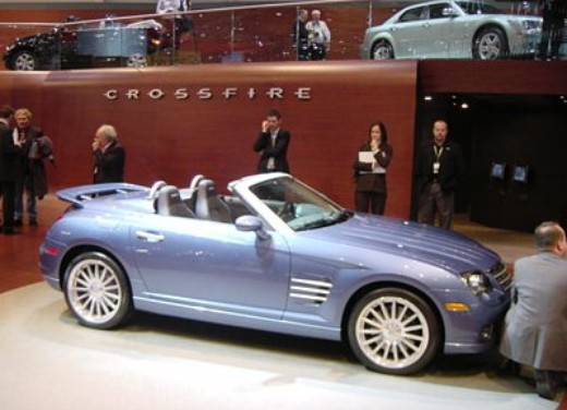 Chrysler a Ginevra 2004