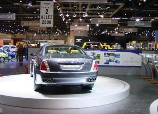 Maserati a Ginevra 2004 - Foto 4 di 6