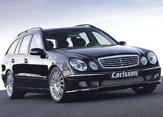Mercedes E320 SW by Carlsson - Foto 1 di 3