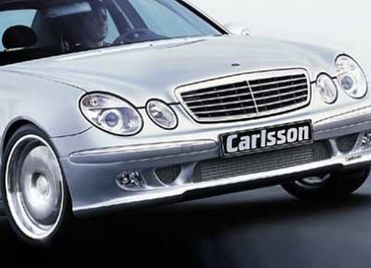 Mercedes E320 SW by Carlsson - Foto 2 di 3