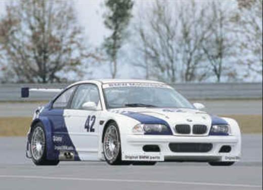 BMW M3 GTR - Foto 2 di 3