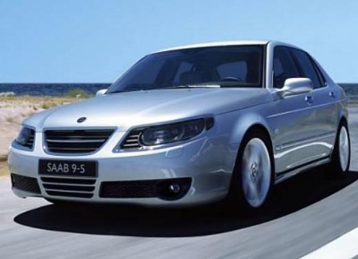 Saab nuova 9-5 : test drive - Foto 1 di 27