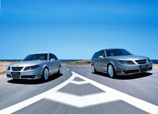 Saab nuova 9-5 : test drive - Foto 2 di 27